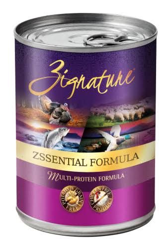 Zignature Zssential Formula Dog Food - 13oz