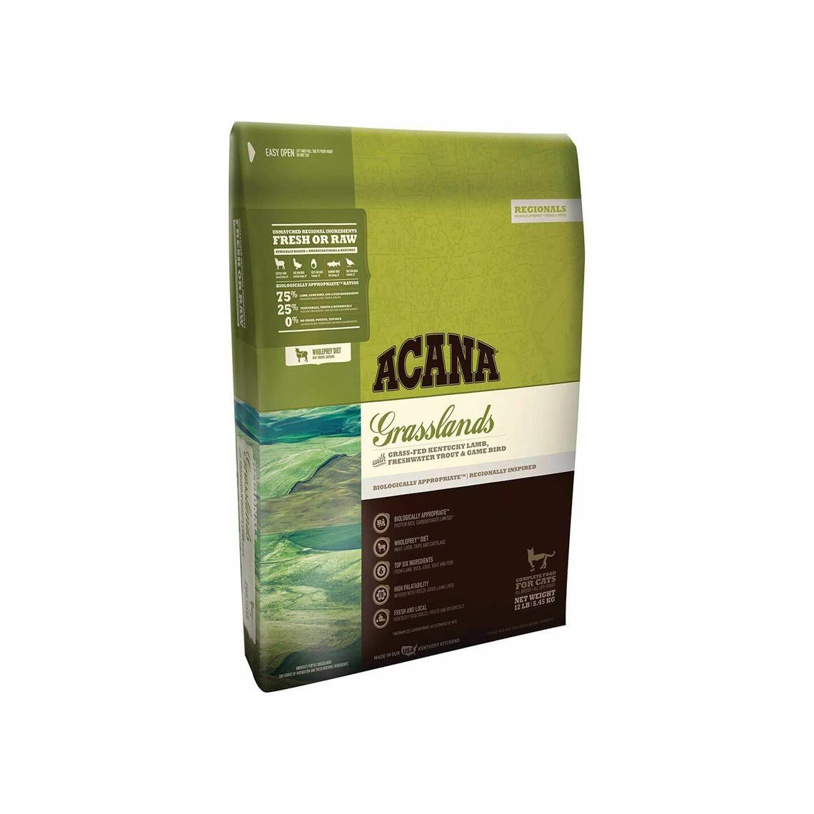 Acana Grasslands Cat Food - 0.88 lbs bag