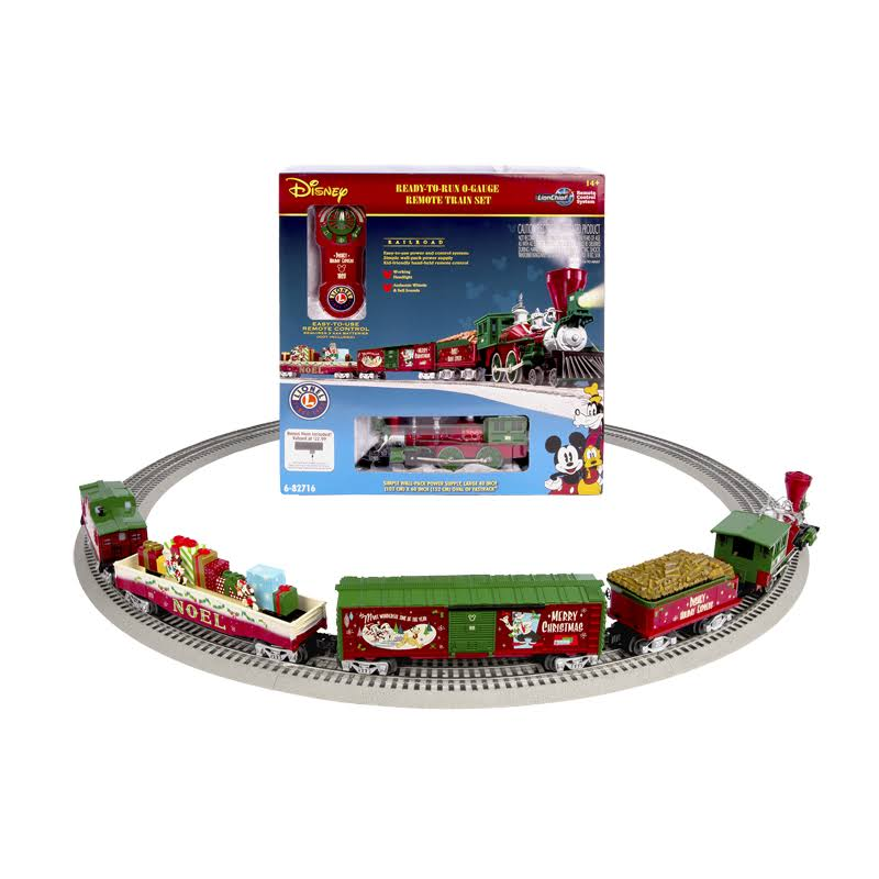 Lionel 6-83964 Mickey's Holiday to Remember Train Set