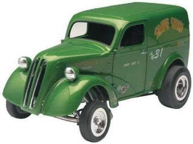 Revell Thames Panel Truck Plastic Model Kit - 1:25 Scale
