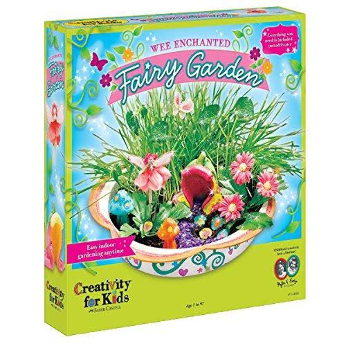 Faber Castell Creativity For Kids Wee Enchanted Fairy Garden
