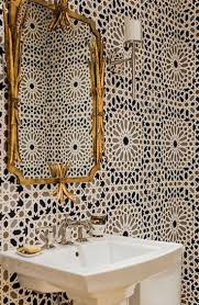 Moroccan Tile Curtain Panels by Best 25 Moroccan Bathroom Ideas On Pinterest Moroccan Tiles