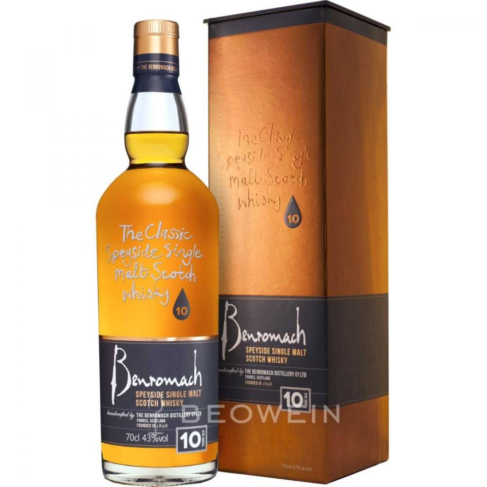 Benromach Malt Scotch Whisky - 700ml
