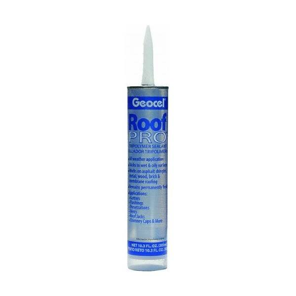 Geocel Roof Pro Roof Patching Sealant - 10.3oz