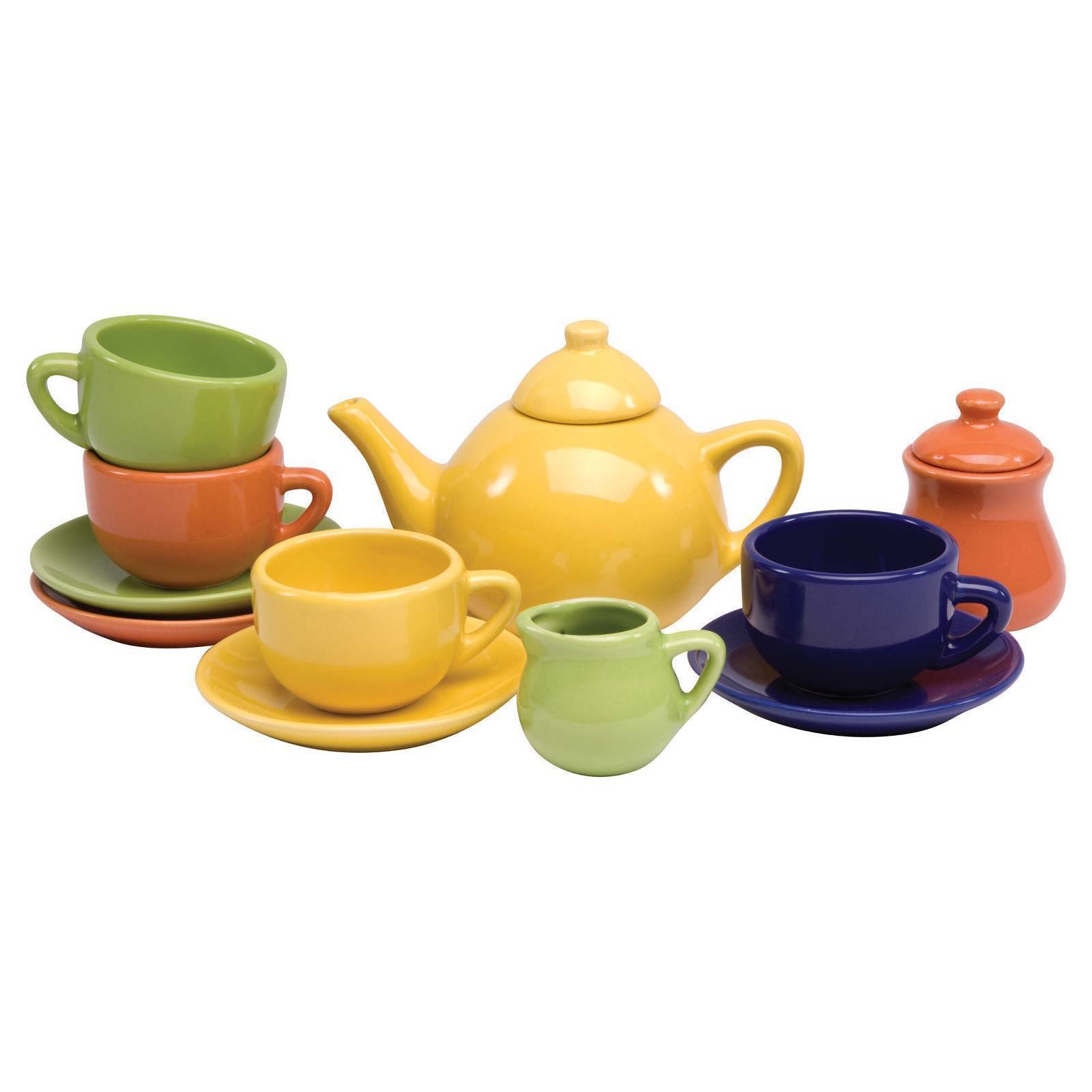 Schylling Children's Tea Set - 13pcs