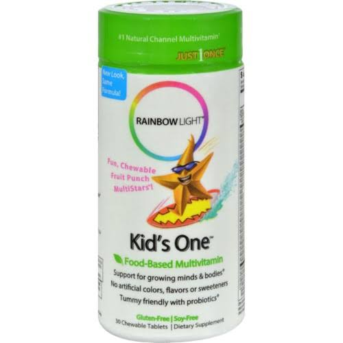 Rainbow Light Kids' One Multivitamin