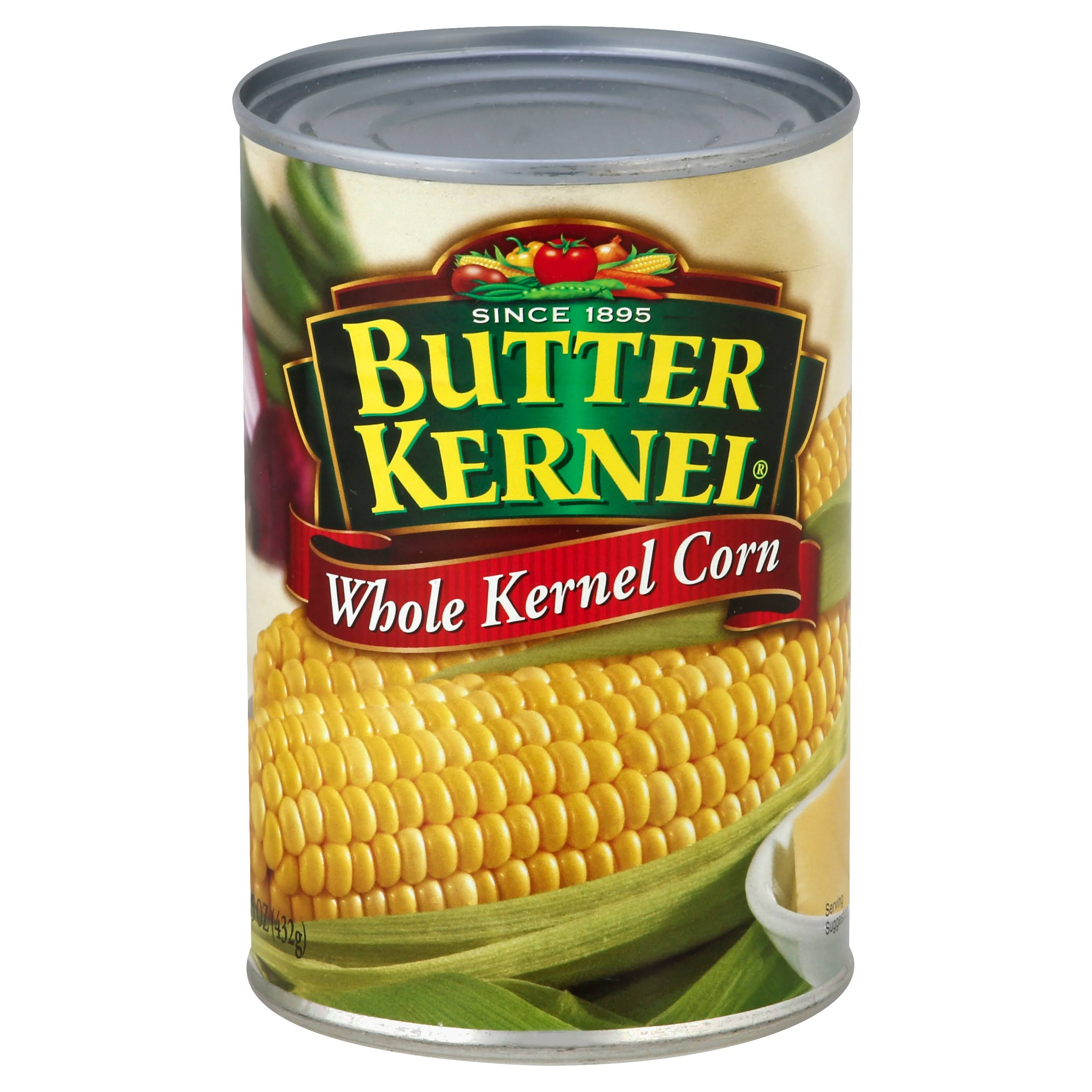 Butter Kernel Whole Kernel Corn - 15 Oz