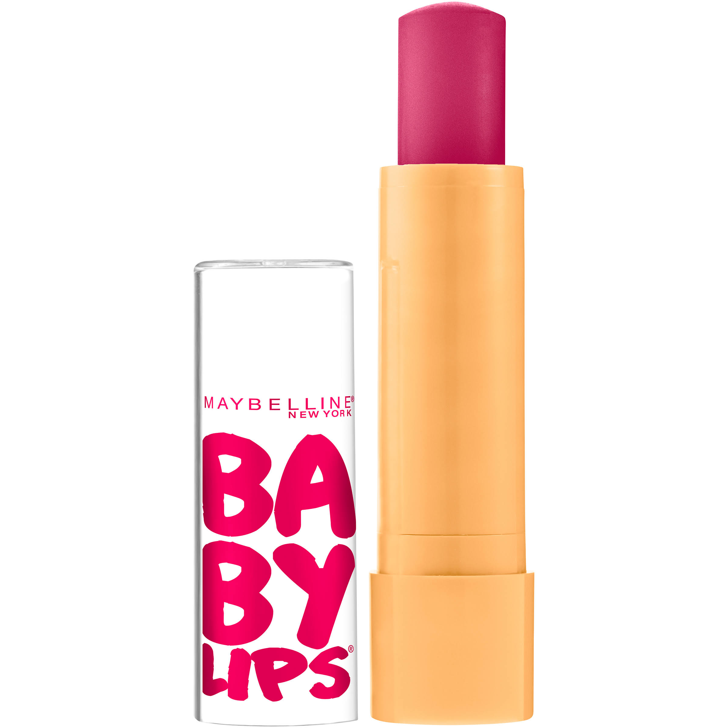 Maybelline Baby Lips Moisturizing Lip Balm - 15 Cherry Me, 4.4g