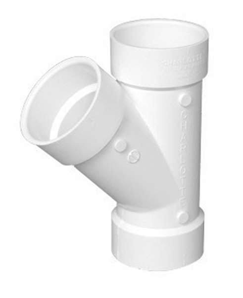 Charlotte Schedule 40 Pvc Pipe - 45 degree, 4""