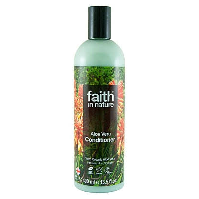 Faith in Nature Aloe Vera Conditioner (400 ml)