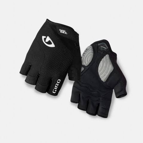 Giro Women's Strada Massa Gel Cycling Gloves - Black, Medium