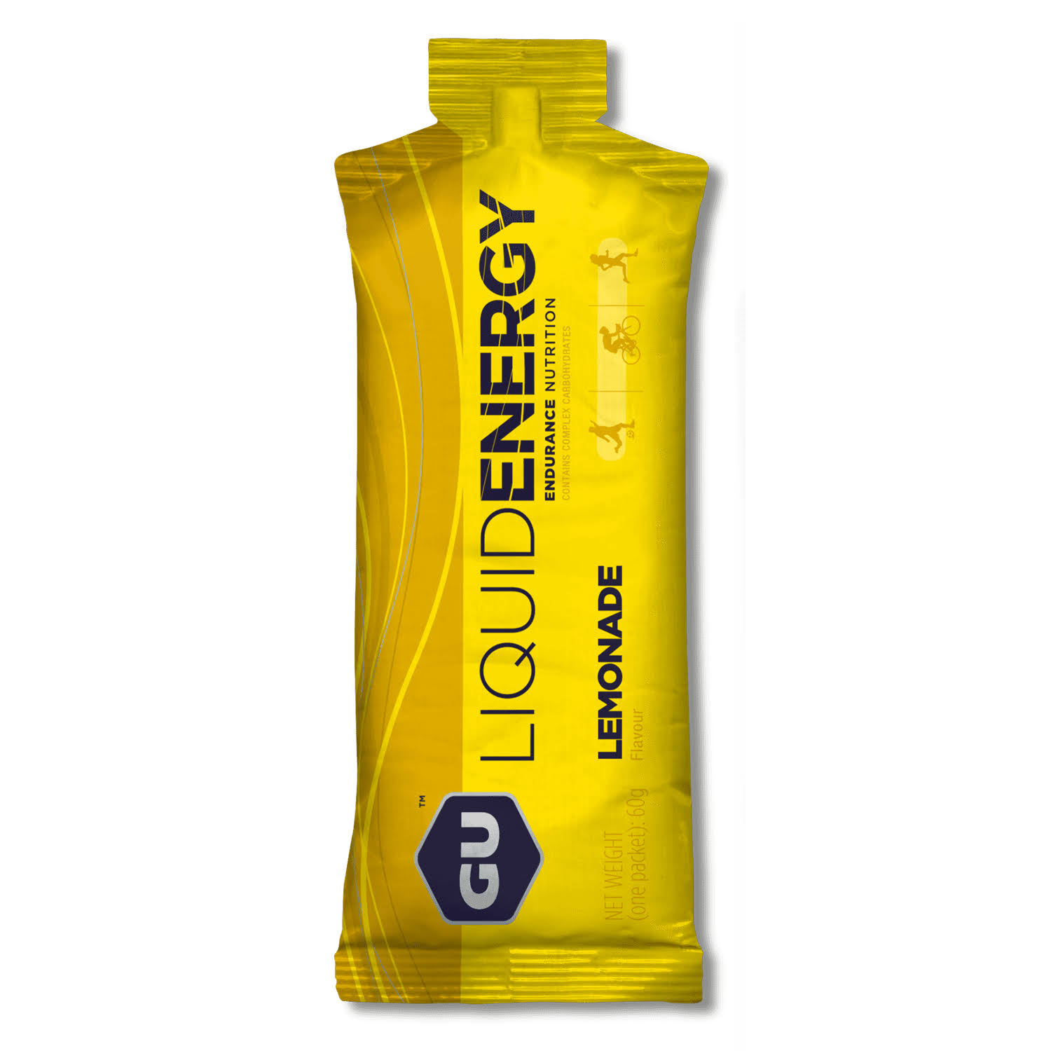 GU Liquid Lemon Energy Gel