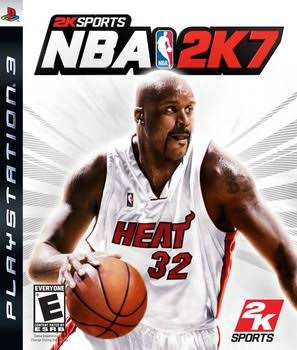 NBA 2K7 - Playstation 3