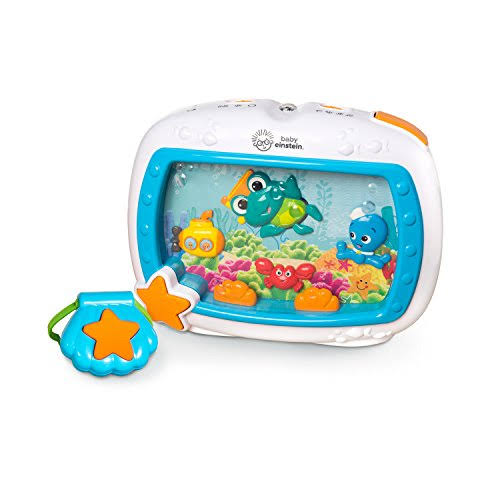 Baby Einstein 11058 Sea Dreams Soother Musical Crib Toy