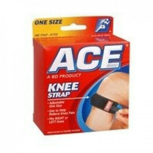 Ace Adjustable Knee Strap - One Size