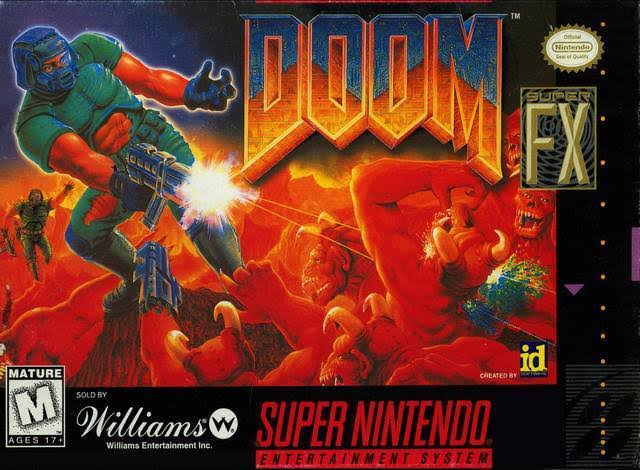 Doom [SNES Game]