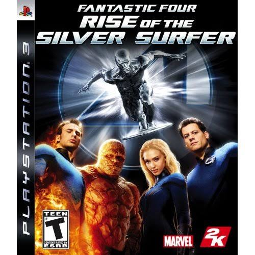 Fantastic 4: Rise of the Silver Surfer - PlayStation 3