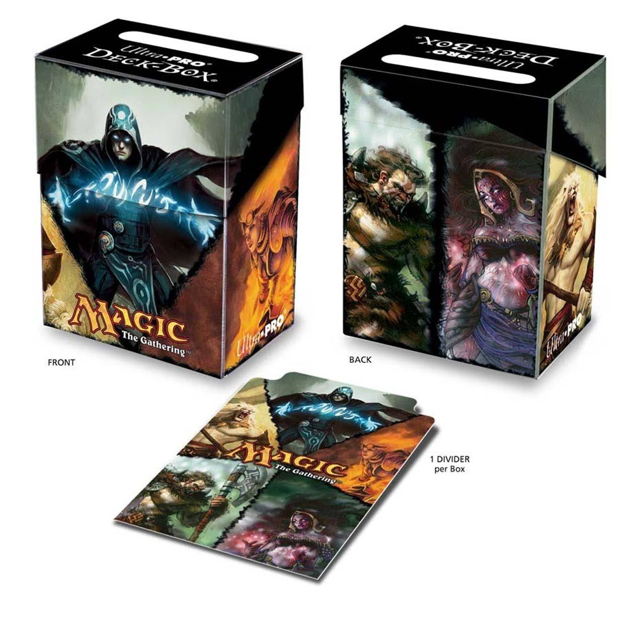 Ultra Pro MTG Magic Planes Walkers Deck Box