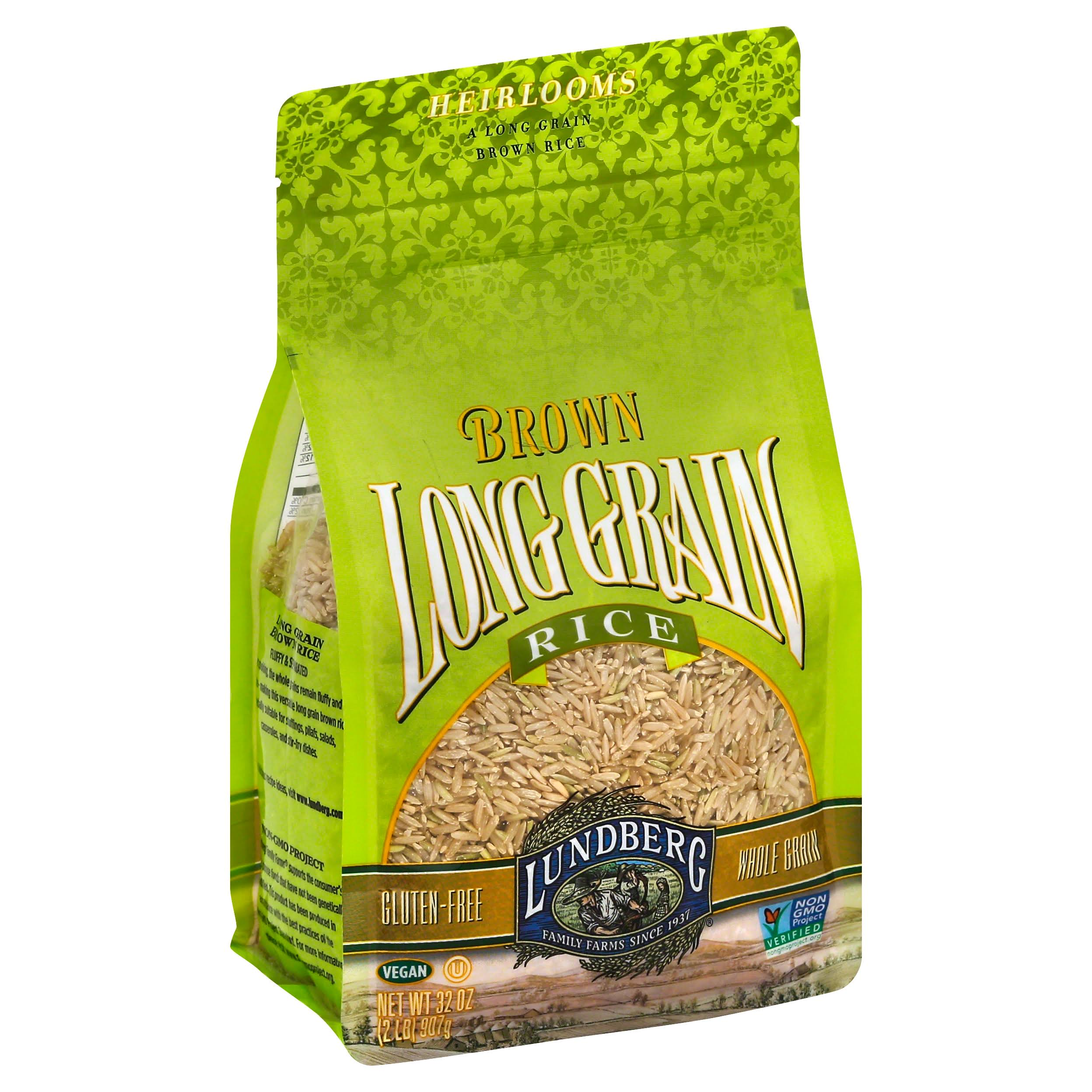 Lundberg Brown Long Grain Rice