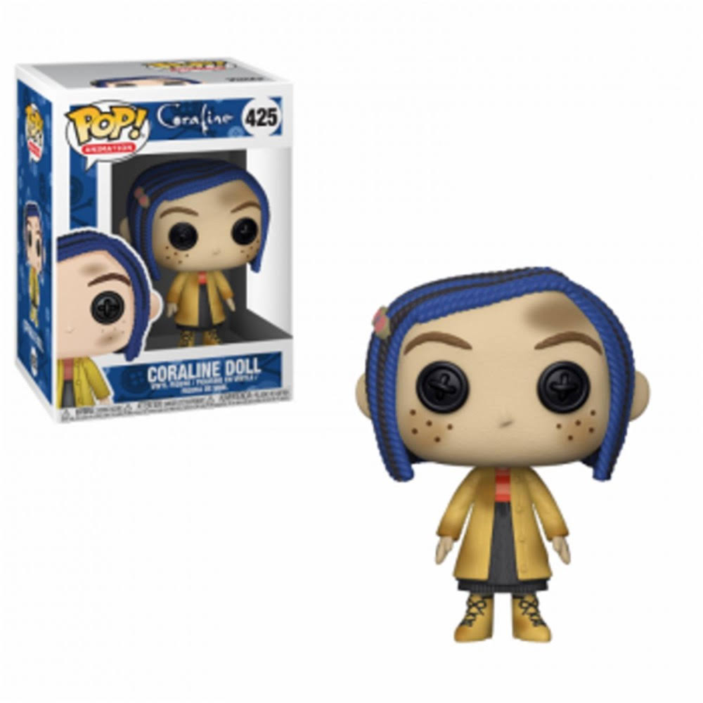 Funko Pop Coraline Doll Vinyl Figure
