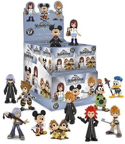Disney Kingdom Hearts Mystery Minis Vinyl Figure - 12pcs