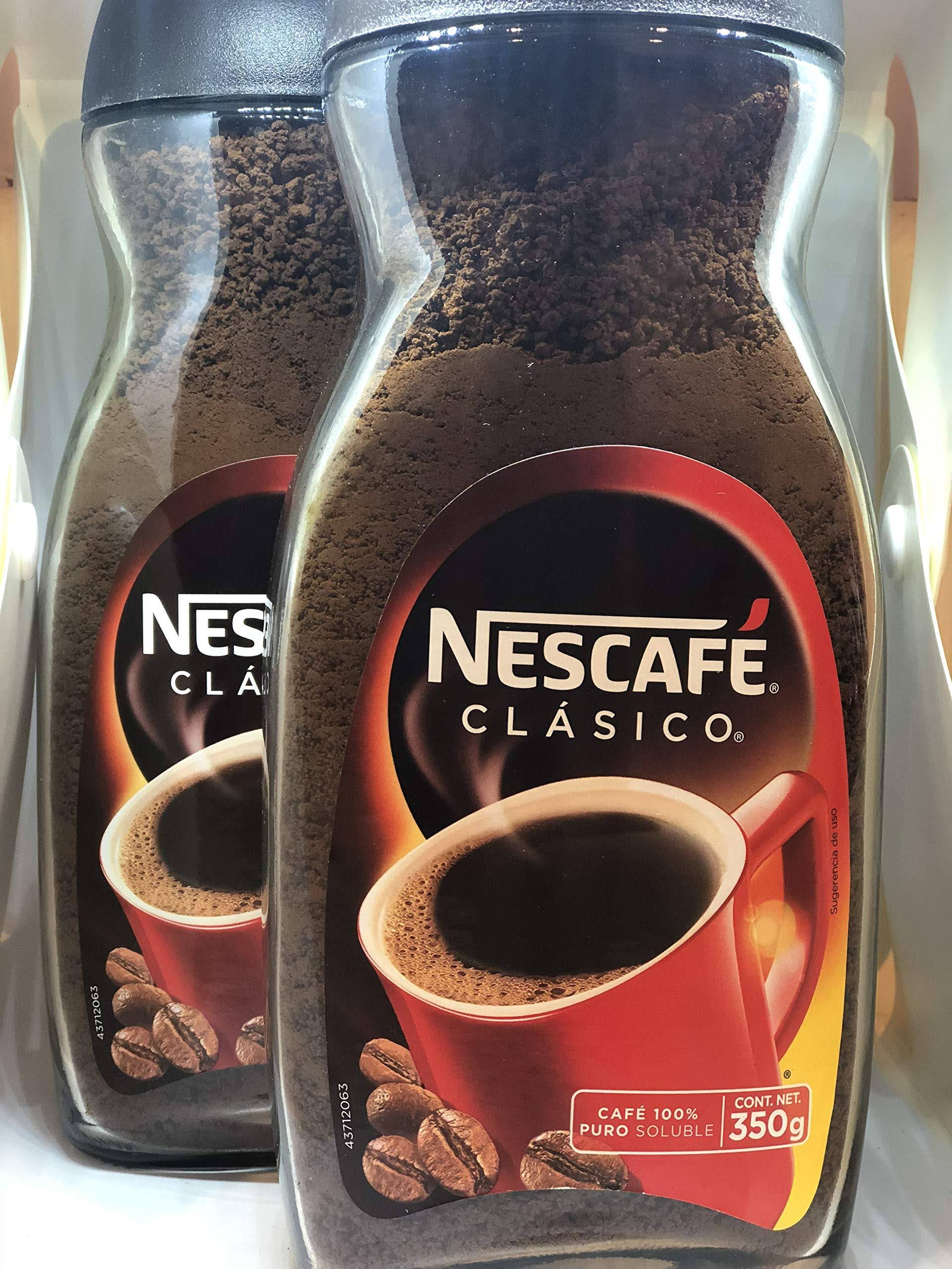 Nescafé Nescafe Instant Coffee Clasico 12 oz Jars 2/Pack