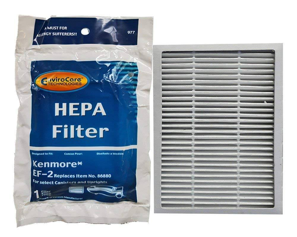 Envirocare Odor Neutralizing Hepa Filter With Activated Charcoal