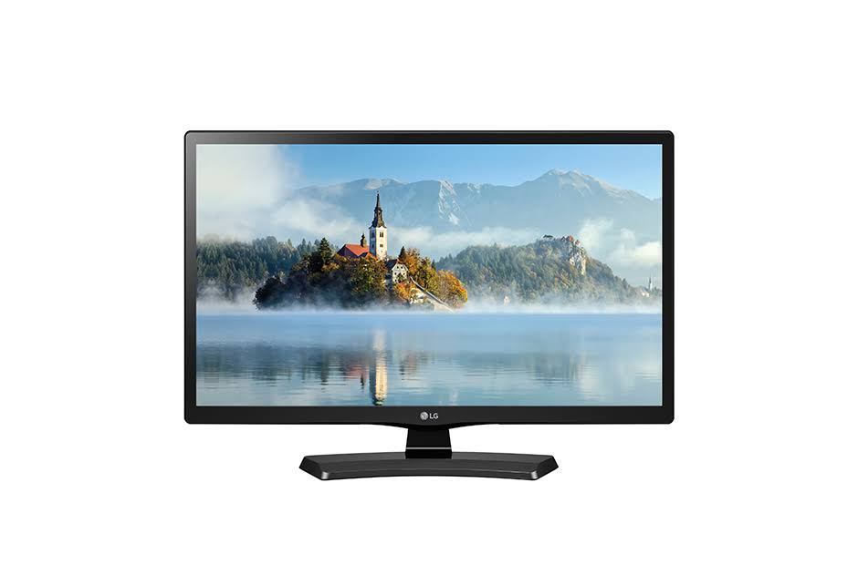 LG 24 Class LJ4540 Series HD 720p LED TV - Black, 24""
