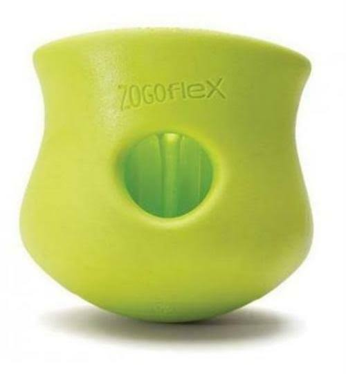 Zogoflex West Paw Treat Dispensing Dog Toy - Apple Green, Large