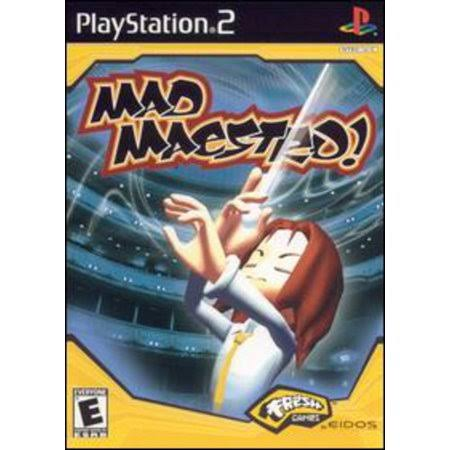 Mad Maestro - Playstation 2