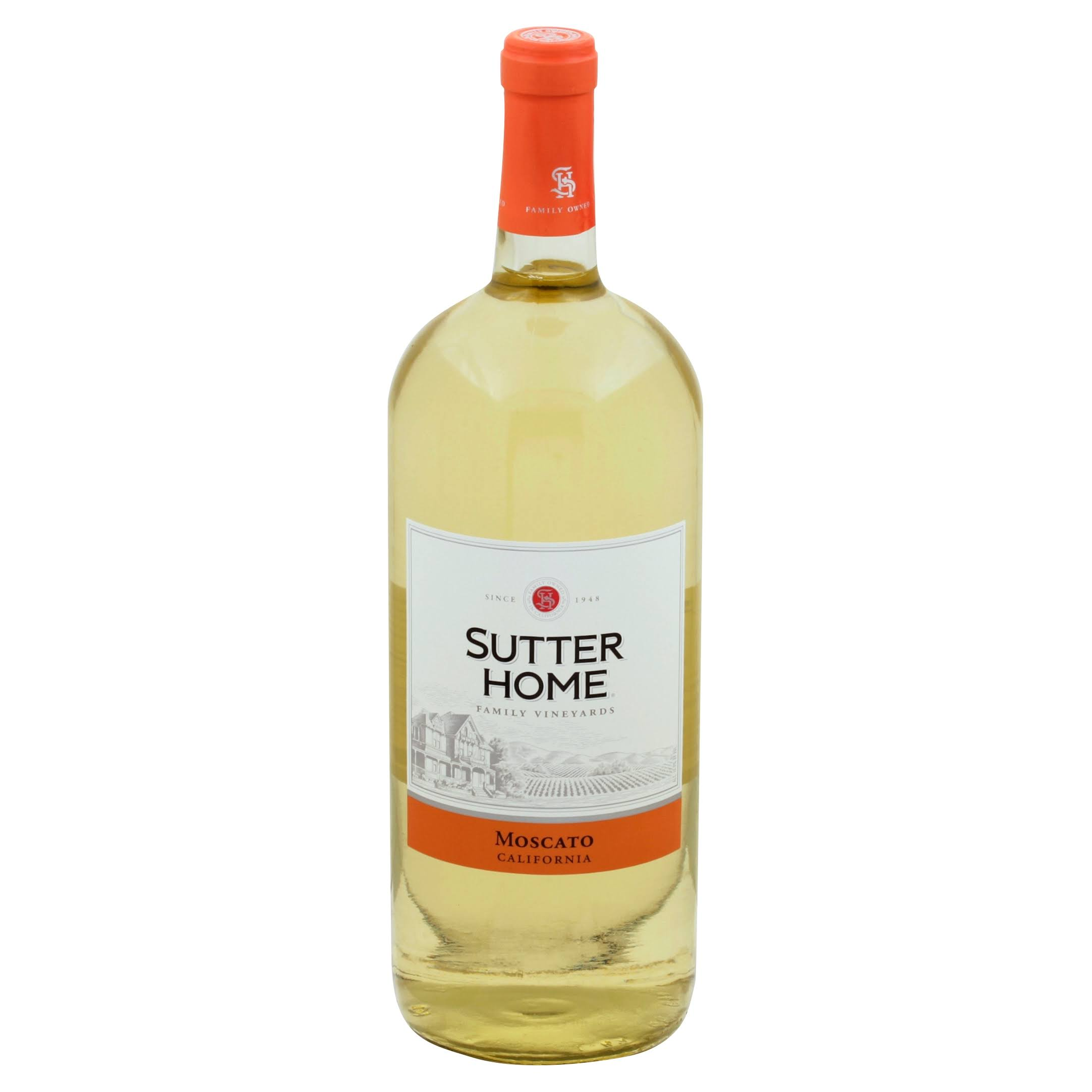 Sutter Home Moscato, California - 1.5 l