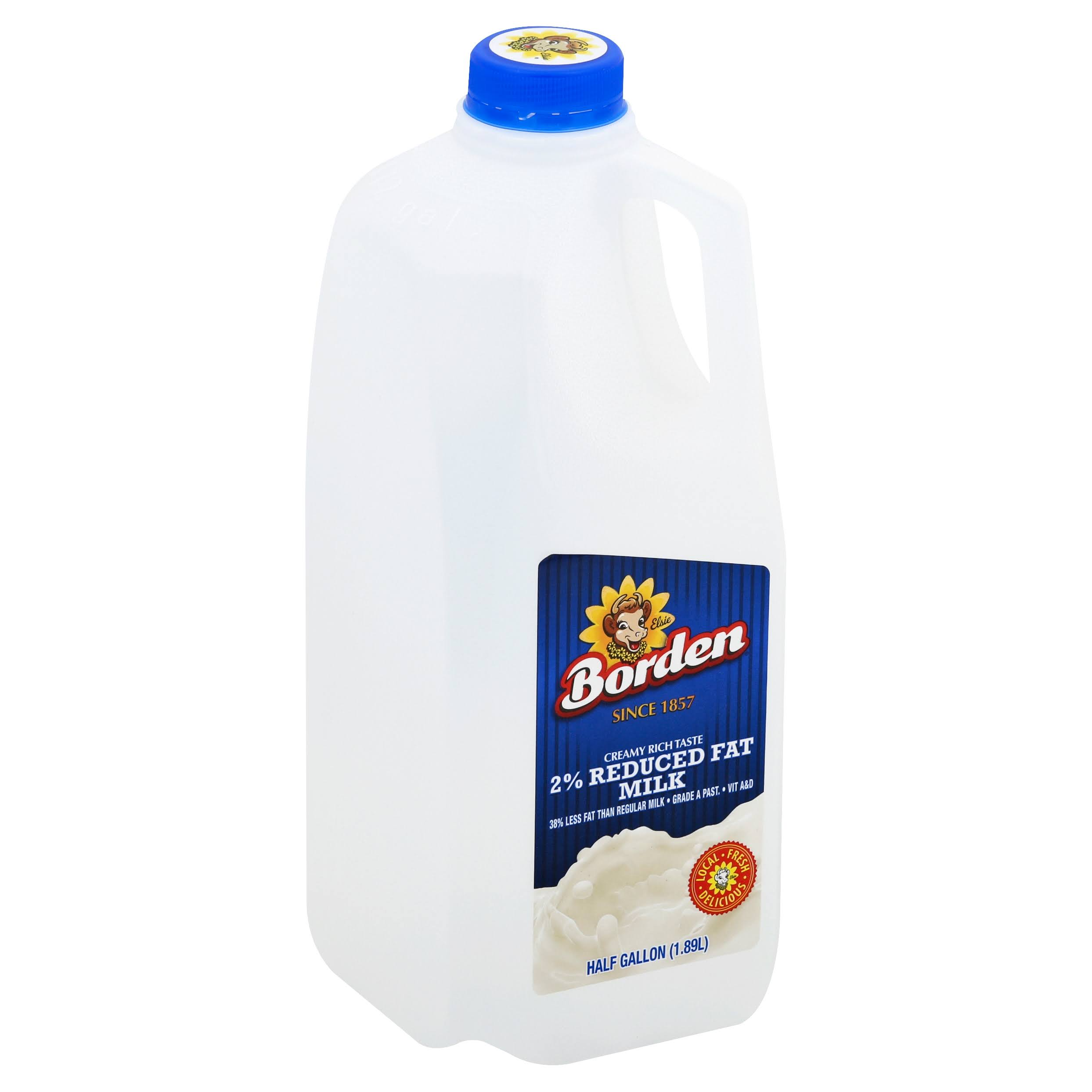 Borden Milk Reduced Fat