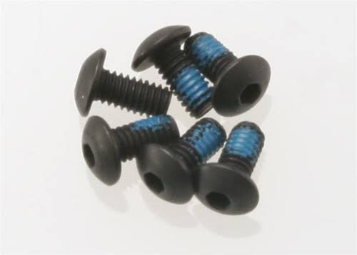Traxxas 3347 Button Head Machine Hex Drive Screws 2.5x5mm (6)