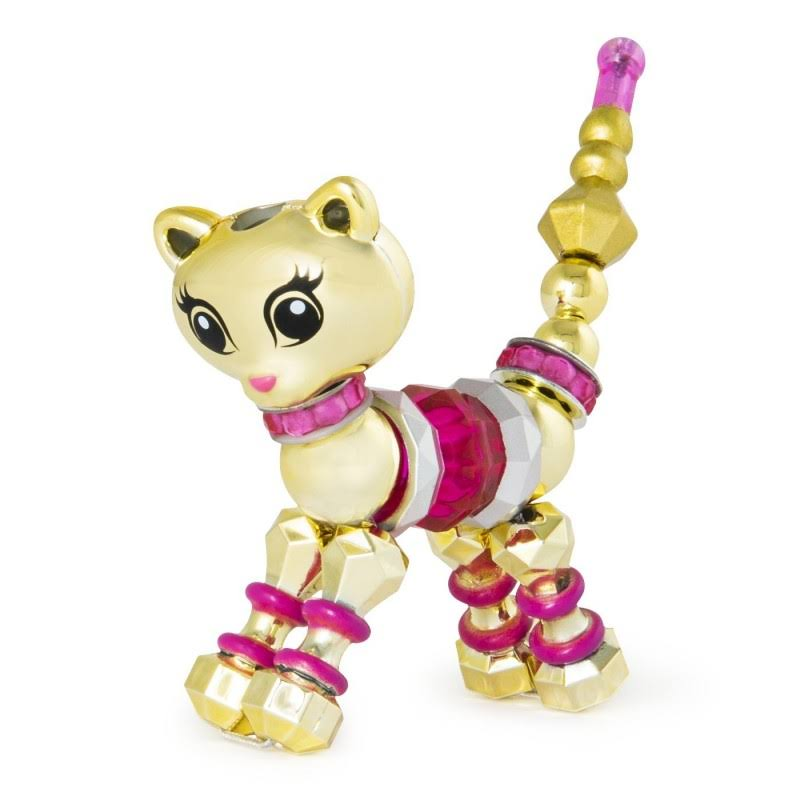 Twisty Petz - Twinkles Kitty Bracelet for Kids