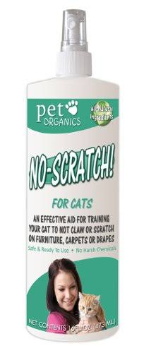 Pet Organics No Scratch for Cats Spray