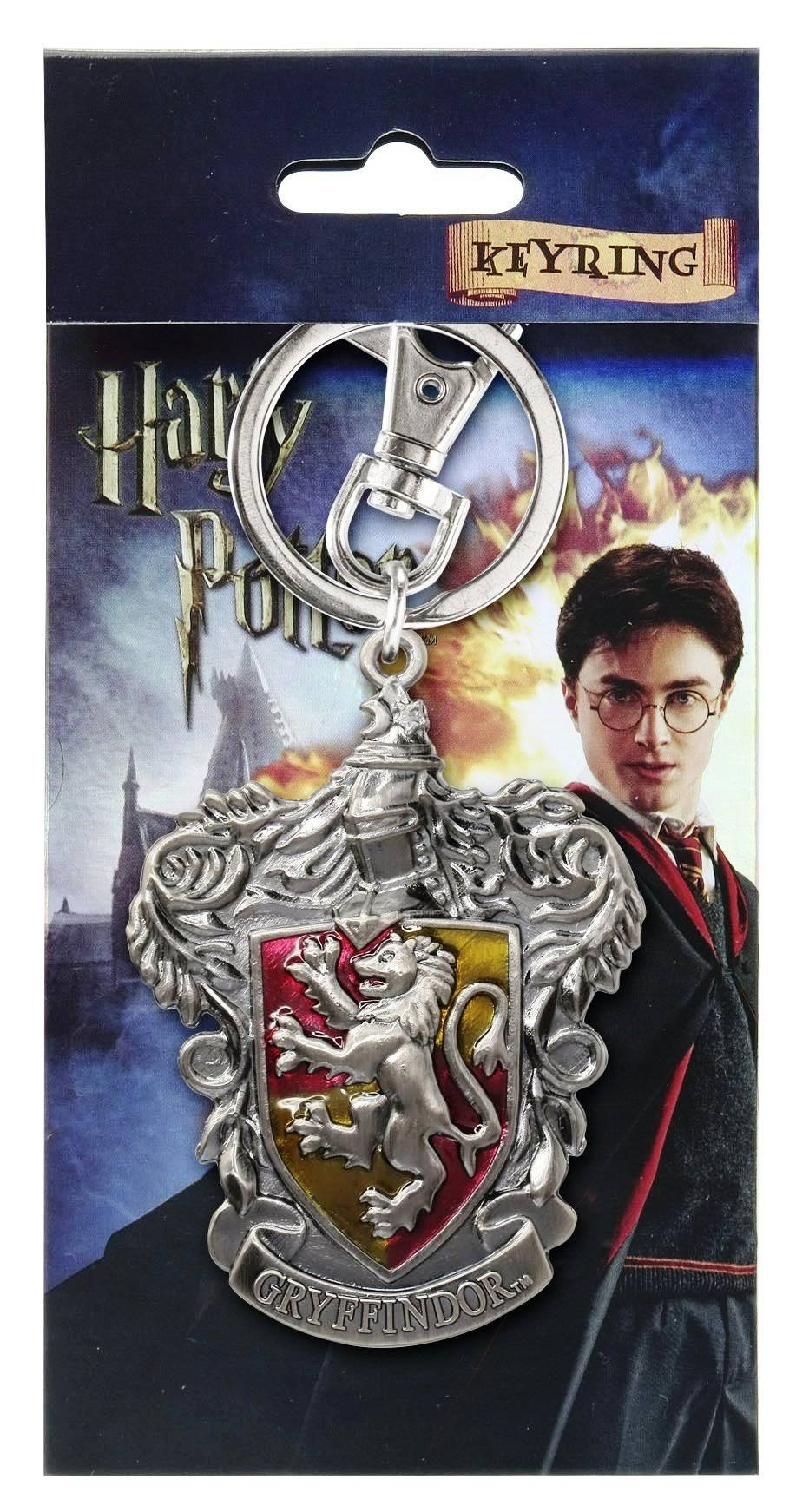Harry Potter Gryffindor - Crest Pewter Keychain