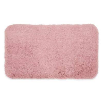 "Mohawk Home Pure Perfection 24"" x 40"" Bath Rug in Rose"