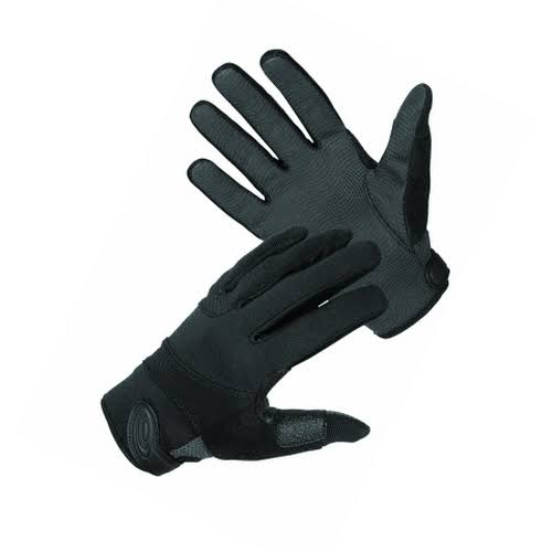 Hatch Street Guard Fire Resistant Glove with Kevlar, Black / Small