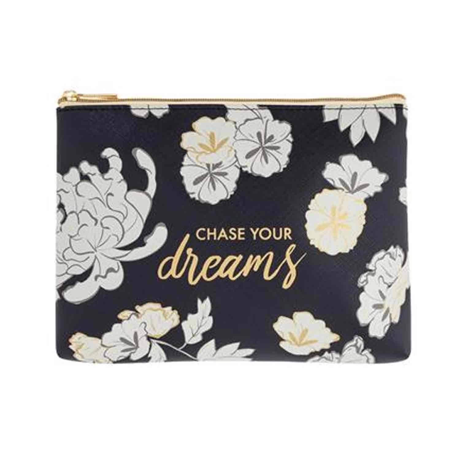 Karma Cosmetic Bag Asian Floral