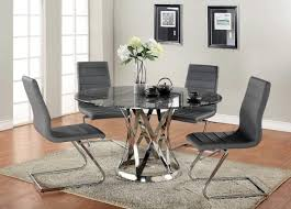 Ikea Dining Table And Chairs Glass by Dining Table Round Glass Dining Table And Chairs Pythonet Home