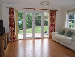 Black Sheer Curtains Walmart by Decorating French Door Curtains Walmart French Door Sheers