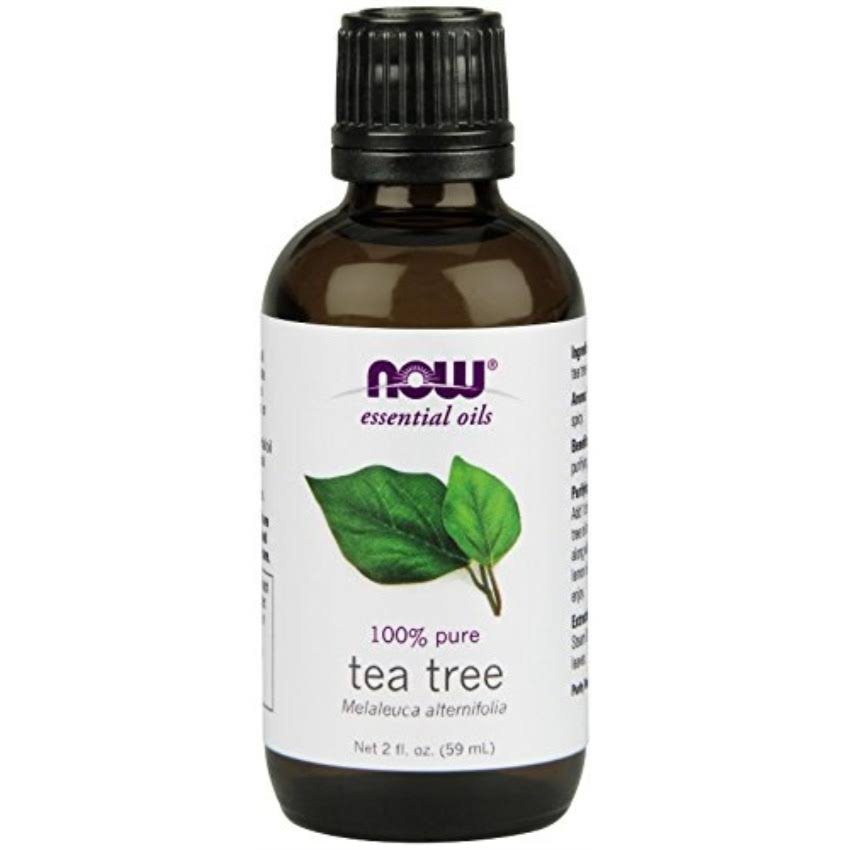 Now Foods Tea Tree Oil - 59ml