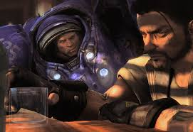 The heavily character-driven plot is told through frequent in-game cinematics