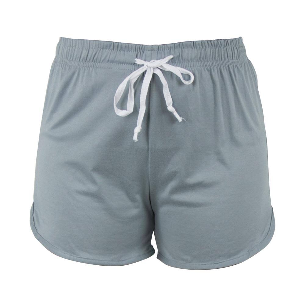 Hello Mello Lounge Shorts (12-Colors) S/M Shorts - Morning Fog