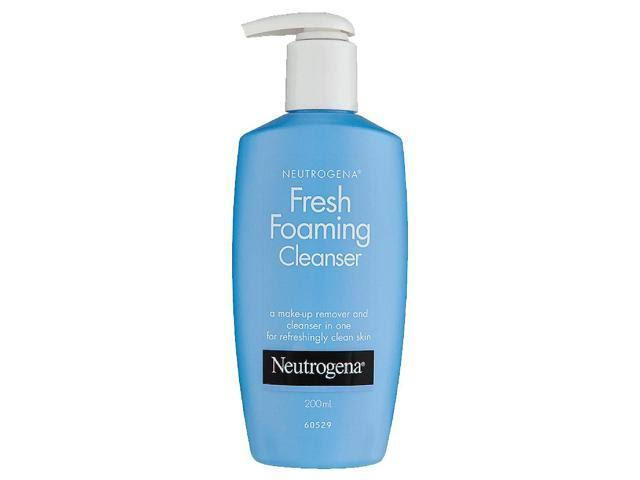Neutrogena Fresh Foaming Cleanser - 200ml