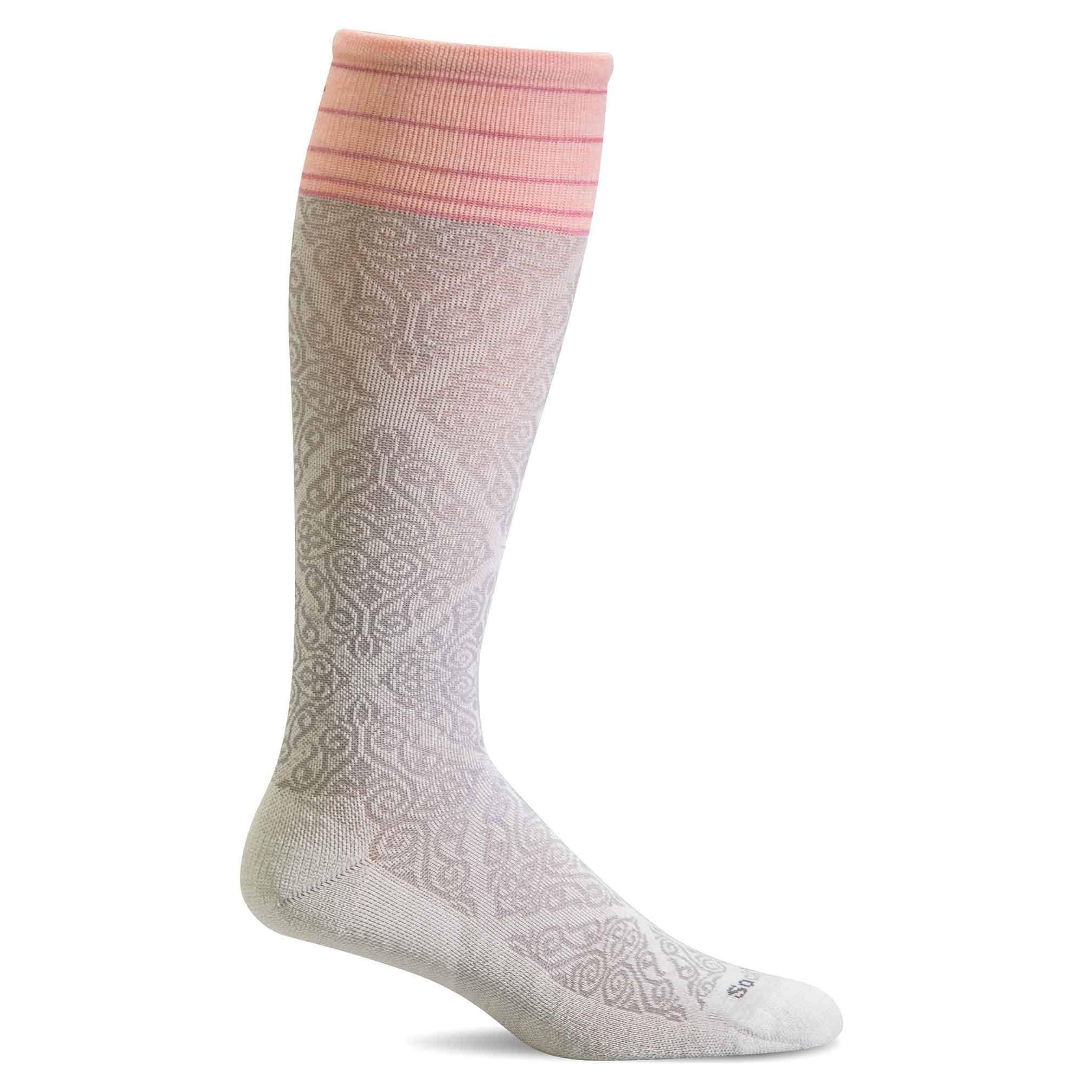 Sockwell Women's The Raj Firm Compression Socks M/L / Natural