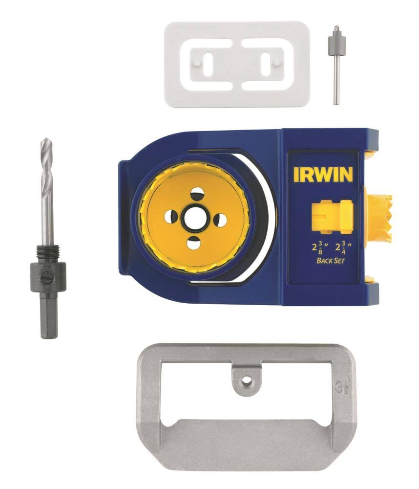 Irwin Door Hardware Installation Kit