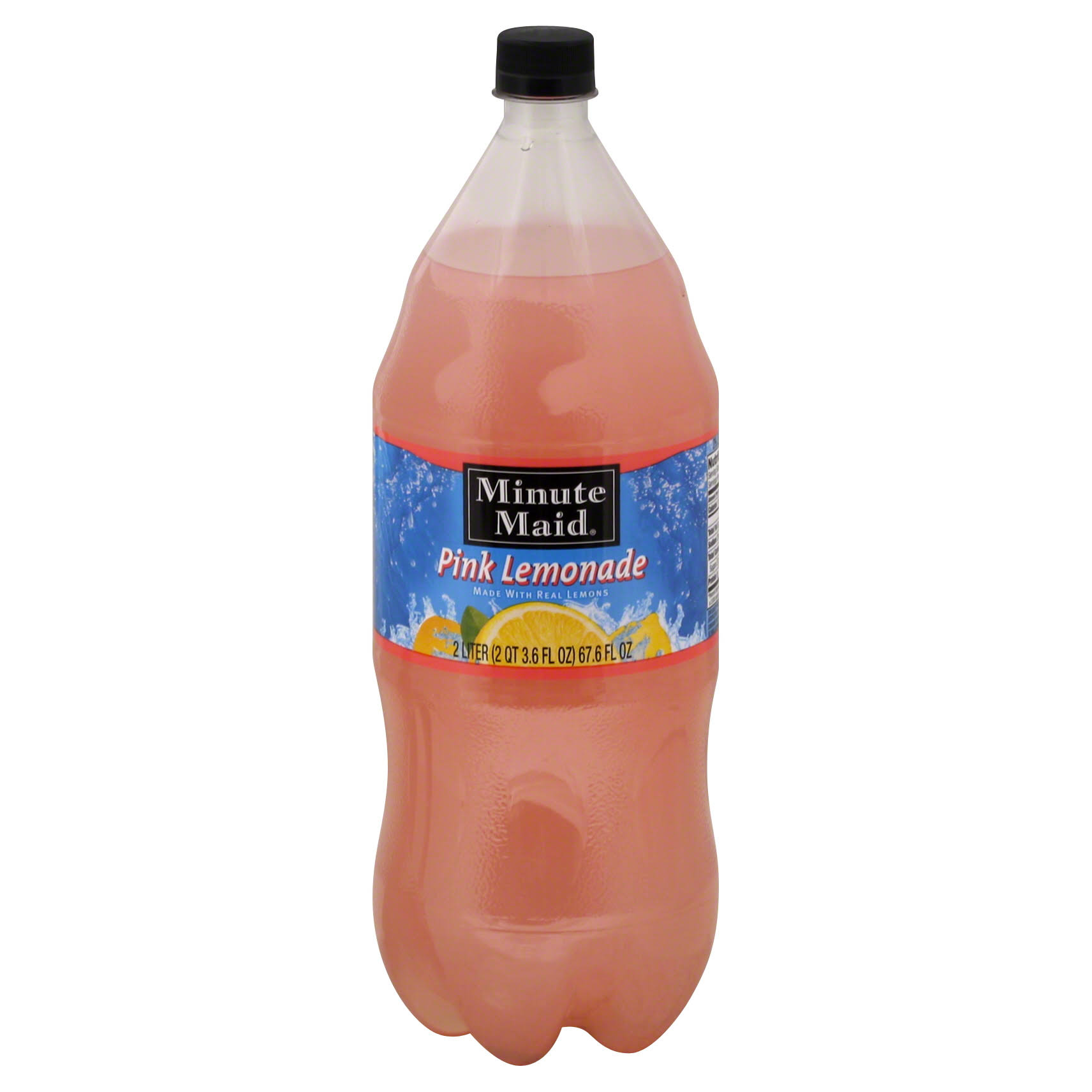 Minute Maid Drink - Pink Lemonade, 2l