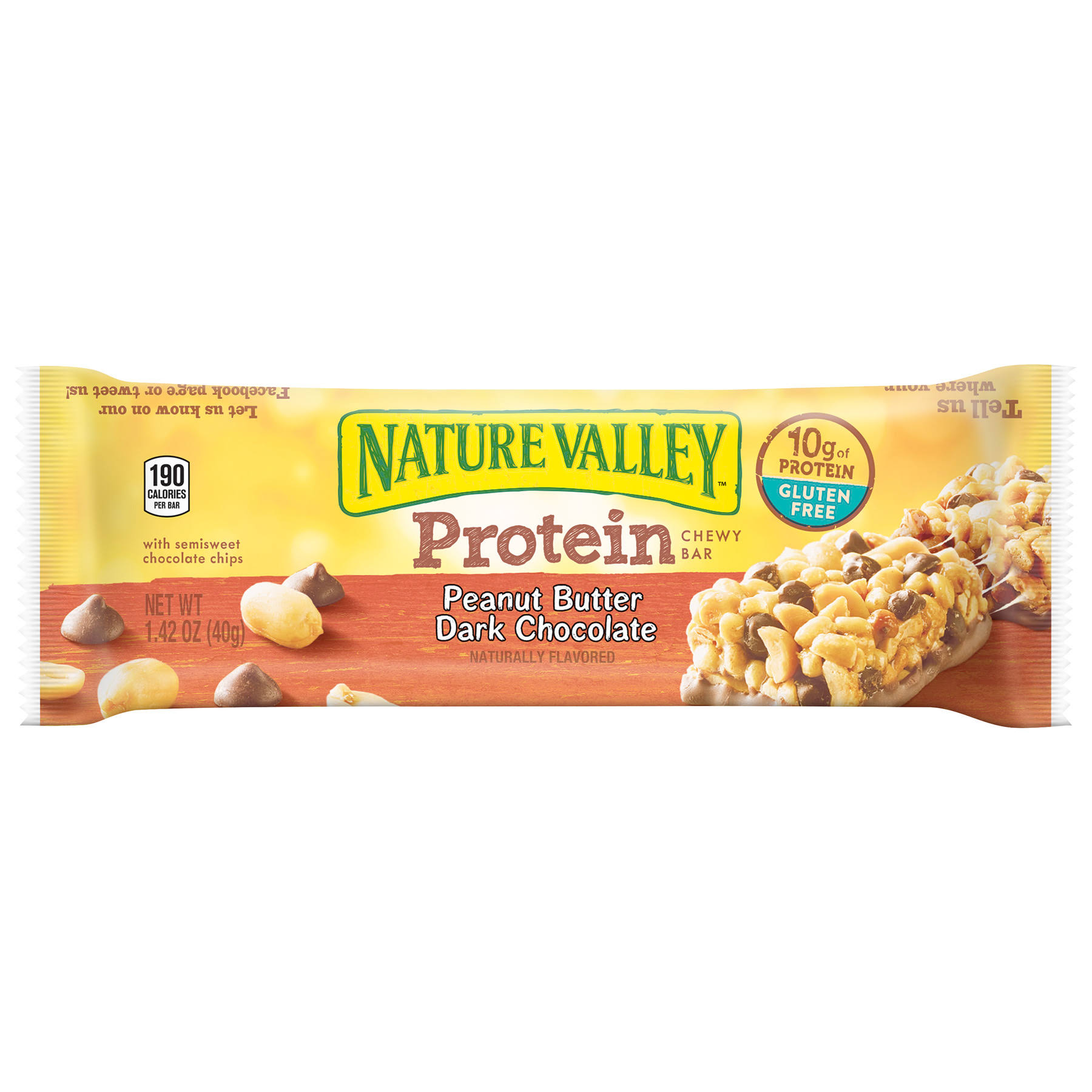 Nature Valley Protein Chewy Bar - Peanut Butter & Dark Chocolate