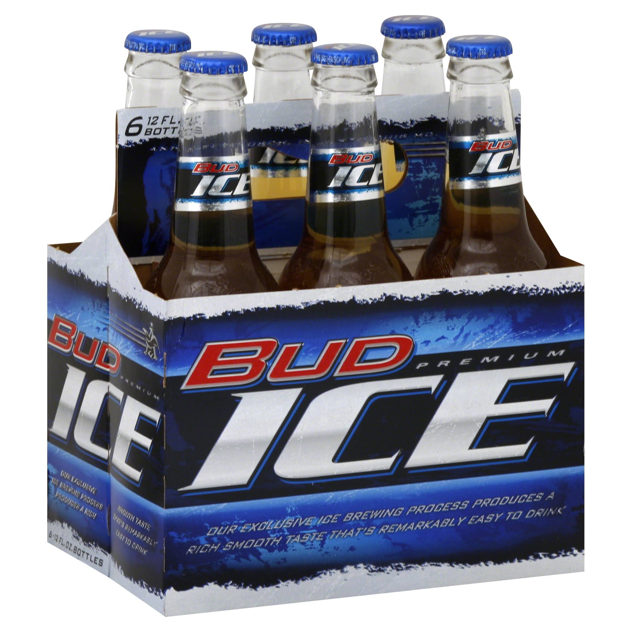 Bud Ice Beer - 6pk